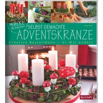 Advent wreaths to make yourself