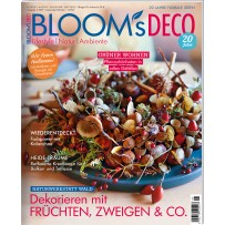 BLOOM's DECO September/Oktober 2019