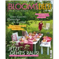 BLOOM's DECO Mai/Juni 2018