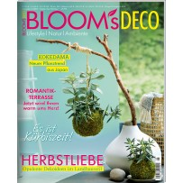 BLOOM's DECO September/Oktober 2018