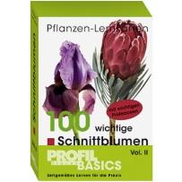 BASICS Pflanzen-Lernkarten Schnittblumen Vol.II