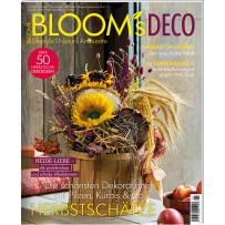 BLOOM's DECO September/Oktober 2020
